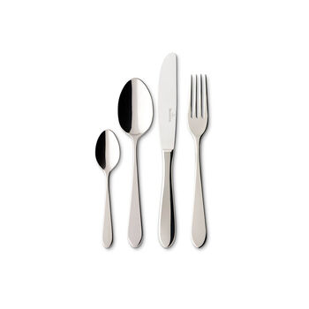 Sereno Cutlery set 113pcs lunch 49x34x18cm
