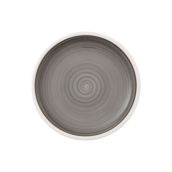 Manufacture gris breakfast plate