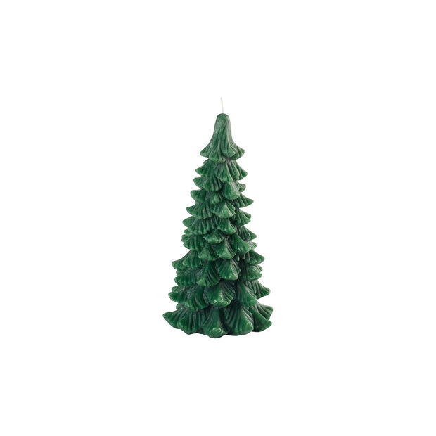 Winter Collage Accessoires Candle fir tree M 17,5cm, , large
