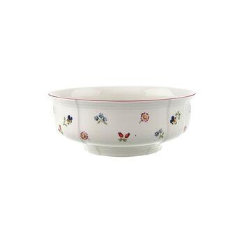 Petite Fleur round bowl 21 cm