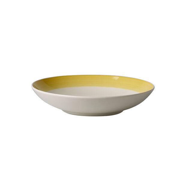 Colourful Life Lemon Pie flat bowl, , large