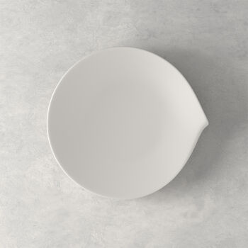 Flow breakfast plate
