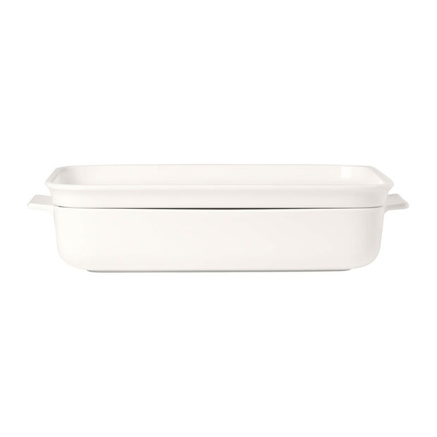 Clever Cooking Baking dish with lid, rectangular 30x20cm, , large