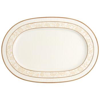 Ivoire Oval platter  41cm