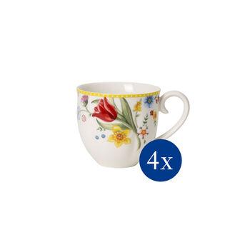 Spring Awakening mug, 4 pieces, 400 ml