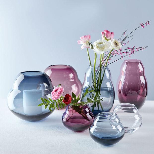 Jolie Mauve vase/lantern, , large