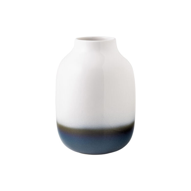 Lave Home shoulder vase, 15.5 x 15.5 x 22 cm, Bleu, , large