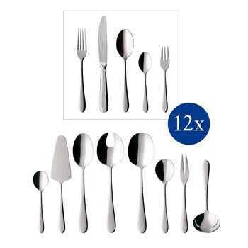 Oscar Cutlery set 68pcs 44x29x9cm