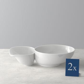 Soup Passion 2-piece large soup bowl set