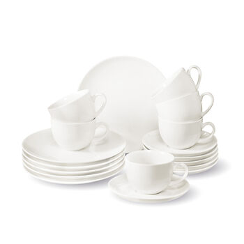 vivo | Villeroy & Boch Group New Fresh Basic Coffee Set 18pcs