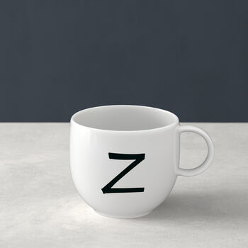 Letters Mug Z 13x10x8cm