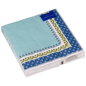 Paper Napkins Casale blu Paper napkin, 20 pieces, 33x33cm