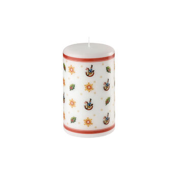Winter Specials large Christmas motifs candle