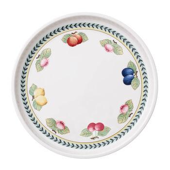 French Garden round serving plate 30 cm