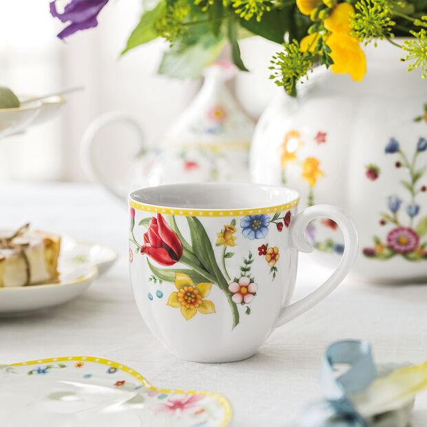 Spring Awakening mug, 4 pieces, 400 ml, , large