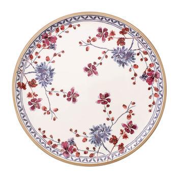 Artesano Provençal Lavender pizza plate