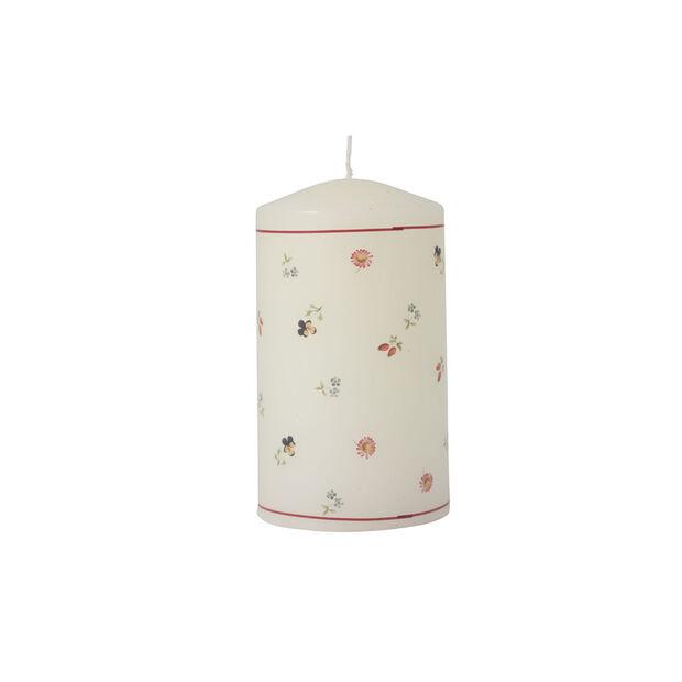 Table Decoration Candle Petite Fleur 70x140mm, , large