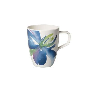 Artesano Flower Art coffee mug