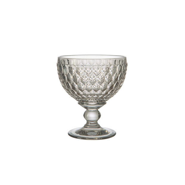 Boston Coloured champagne coupe/dessert bowl, smoke, 12.5 cm, , large