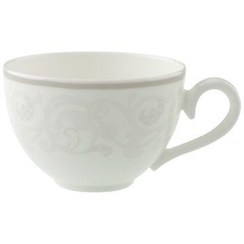 Gray Pearl coffee/tea cup
