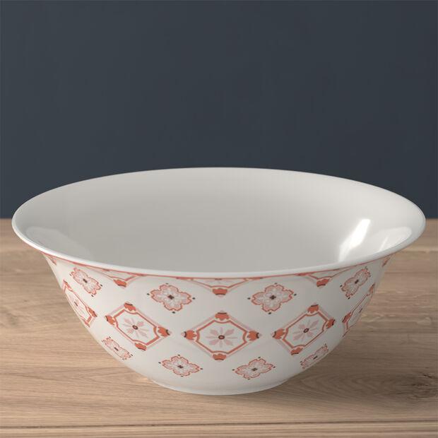 Modern Dining large bowl, rosé caro, , large