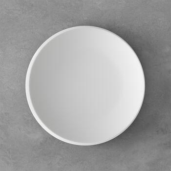 NewMoon breakfast plate, 24 cm, white