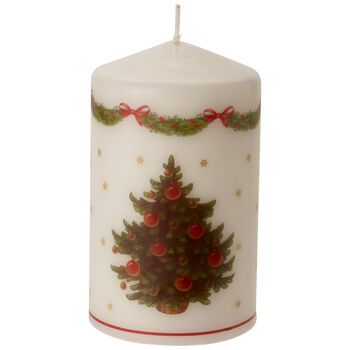 Winter Specials Candle Christmas Tree Toys M 7x12cm