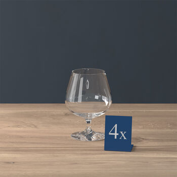 Entrée Brandy glass Set 4 pcs 132mm