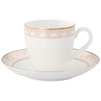 Samarkand Espresso cup & saucer 2pcs