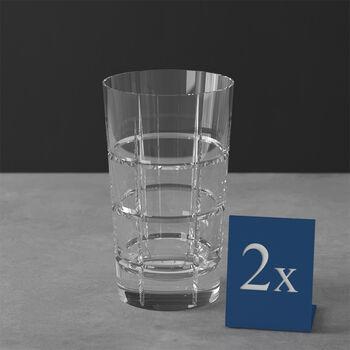 Ardmore Club long drink tumbler 2-piece set