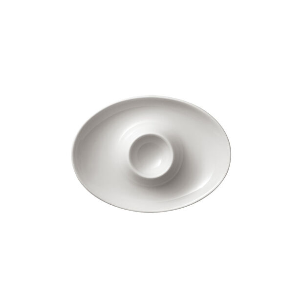 For Me egg cup, white, 14.8 x 11.4 cm, , large