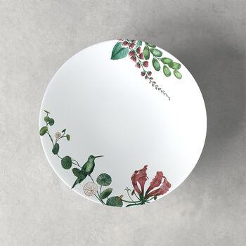 Avarua soup plate, 22 cm, white/multicoloured