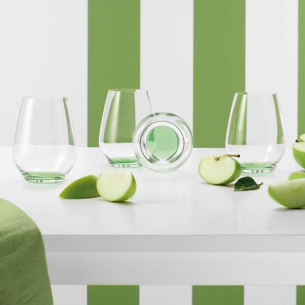 Colourful Life Tumbler Set 4pcs Green Apple 109mm, , large