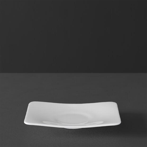 Modern Grace mocha/espresso cup saucer 14 x 11 cm, , large