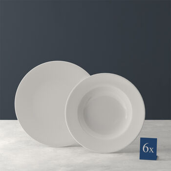 For Me plate set 12 pieces