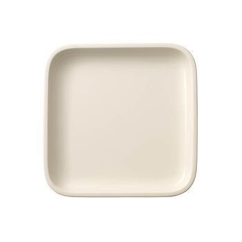 Clever Cooking square serving plate 22 x 22 cm