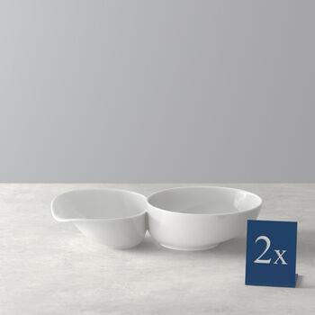 Soup Passion 2-piece small soup bowl set