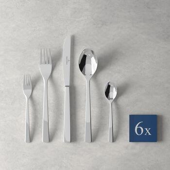 V&B Alanis Cutlery set 30pcs 44x28x5cm