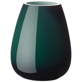 Drop Mini Vase emerald green 120mm
