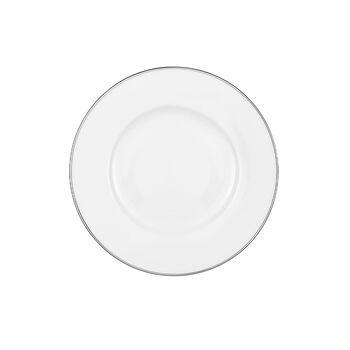 Anmut Platinum No.1 breakfast plate