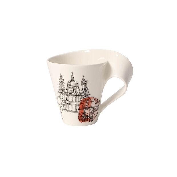 Cities of the World coffee mug London, , large