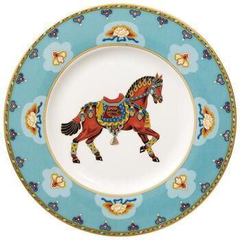 Samarkand Aquamarin breakfast plate