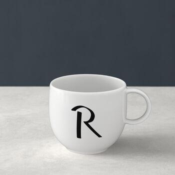 Letters Mug R 13x10x8cm