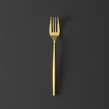 MetroChic d'Or Dessert fork 185mm