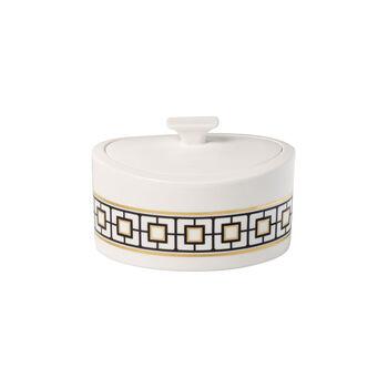 MetroChic Gifts Porcelain box 16x13x10cm