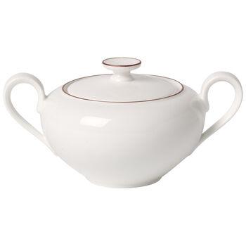 Anmut Rosewood sugar bowl/jam jar, 0.35 l