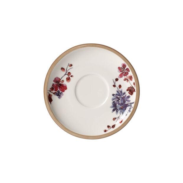 Artesano Provenc.Lavender Saucer coffee/tea cup 16cm, , large