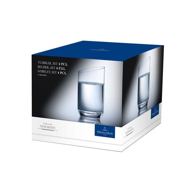NewMoon tumbler set, 225 ml, 4 pieces, , large