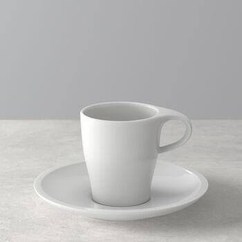 Coffee Passion Doppio espresso cup with saucer, 2 items