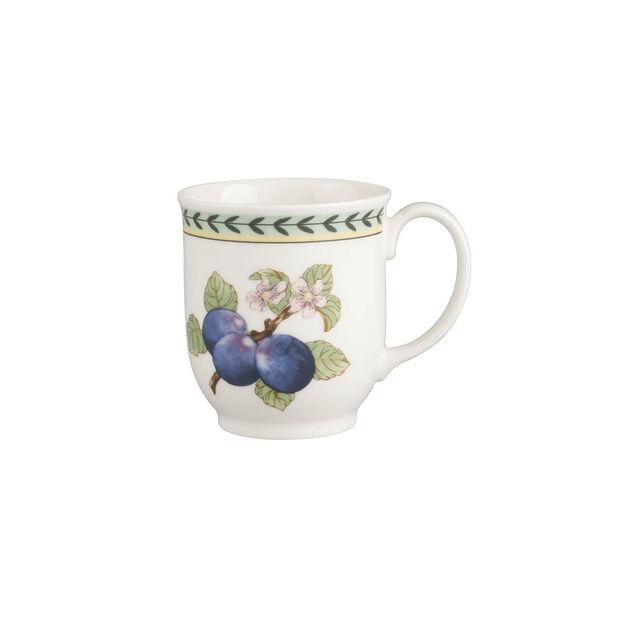 Charm & Breakfast French Garden Mug, , large